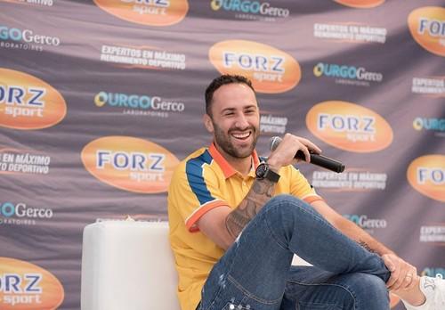 Оспина покинул расположение сборной Колумбии