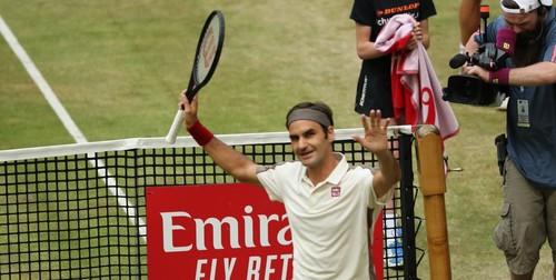 Галле. Федерер в тринадцятий раз змагатиметься за титул