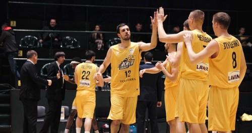 Київ-Баскет стартує в Лізі чемпіонів з 1 раунду кваліфікації