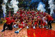 Мужская сборная Турции выиграла Золотую Евролигу