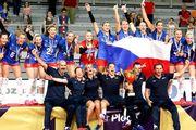 Победителем женской Золотой Евролиги стала Чехия