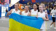 Европейские игры. Женская сборная Украины 3х3 не вышла в 1/4 финала