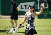 Барти выиграла турнир в Бирмингеме и стала первой ракеткой мира