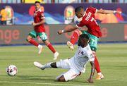 Кубок африканских наций. Марокко переиграл Намибию