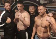 Сиренко с флагом Украины встретил результат боя