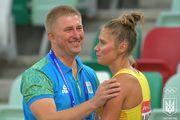ТЫРТЫШНИК: «Приятно, что Украина вышла в полуфинал Европейских игр»