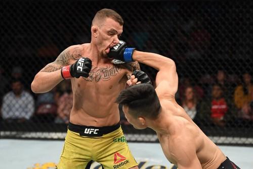 UFC 154. Ренато Мойкано – Корейский зомби. Видео нокаута