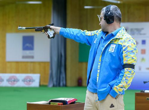 Украинец Омельчук завоевал серебро на II Европейских играх