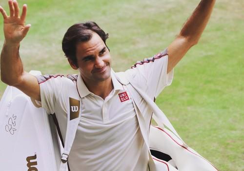 Роджер Федерер – Давид Гоффен. Смотреть онлайн. LIVE трансляция
