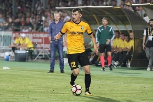 Грицук может подписать новый контракт с Александрией