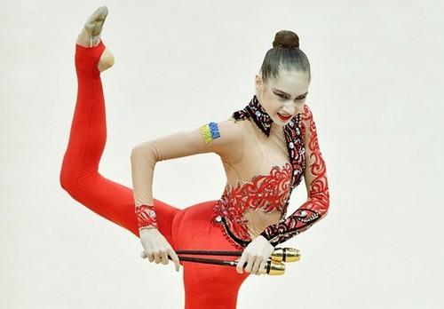 Европейские игры. Никольченко добыла бронзу в упражнениях с булавами