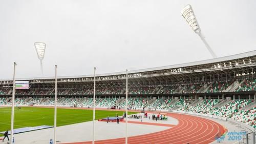 Украинцы завоевали 5 медалей в легкой атлетике на Европейских играх