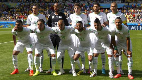 Кубок африканских наций. Алжир оказался сильнее Кении