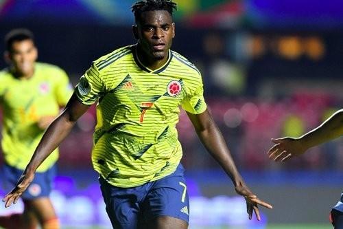 Колумбія – Парагвай – 1:0. Відео голу та огляд матчу
