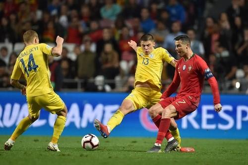 ЕЗЕРСКИЙ: «Первое место в группе от сборной Украины никуда не денется»