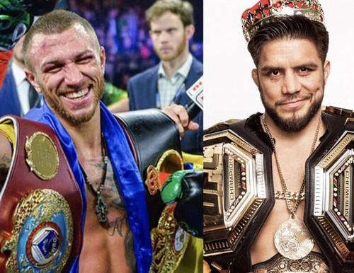 Чемпион UFC вызвал Ломаченко на бой – Василий ответил
