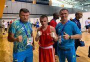 Боксеры Замотаев и Барабанов вышли в 1/4 финала Европейских игр