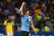 Чили − Уругвай − 0:1. Видео гола и обзор матча