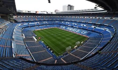 Реал начал реконструкцию домашнего стадиона