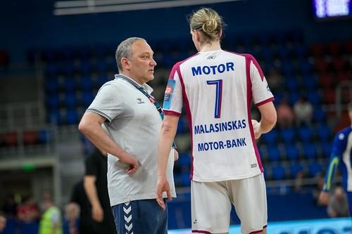 В чемпионате Украины по гандболу введен лимит на легионеров