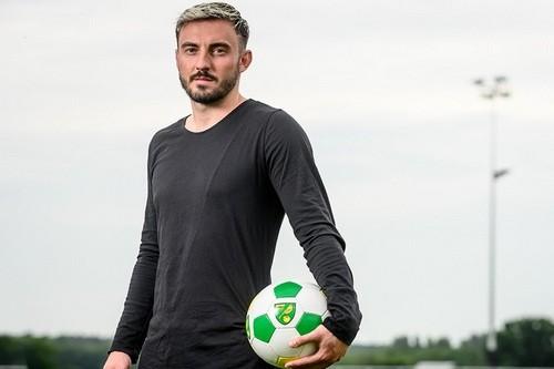 Норвич подписал форварда сборной Швейцарии