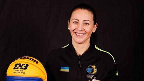 Украинка будет судить матчи квалификации чемпионата Европы 3х3 в Киеве