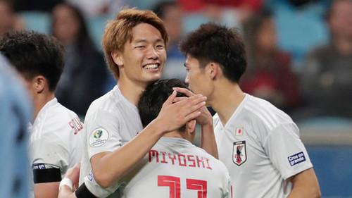 Эквадор − Япония − 1:1. Видео гола и обзор матча