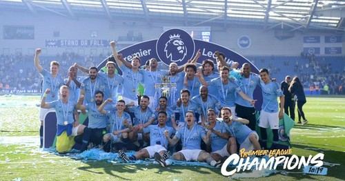 Венсан Компани назвал символическую сборную Манчестер Сити