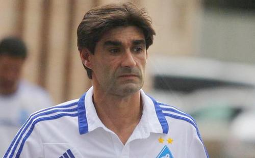 Экс-ассистент Реброва Гомес вернулся в Динамо