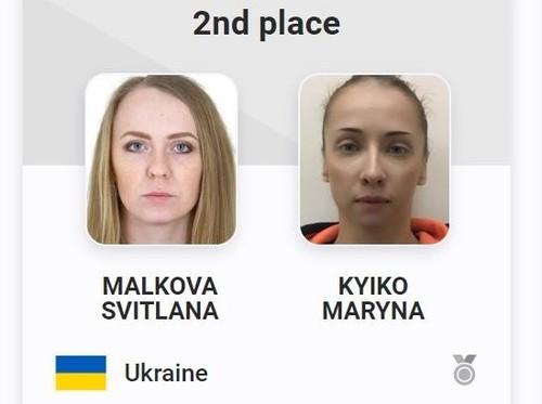 Европейские игры. Украина завоевала еще одно серебро на батуте