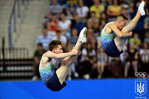 Украинец Просторов остановился в шаге от второй медали Европейских игр