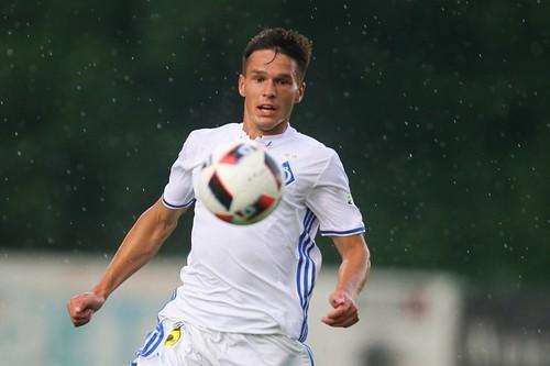Тымчик подписал новый контракт с Динамо
