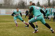 Жеребцы Киев провели тренировочный лагерь в Польше