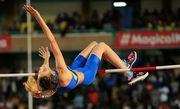 ВИДЕО ДНЯ. Победный прыжок Ярославы Магучих на 1.96