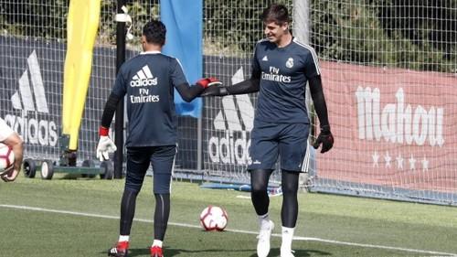 Куртуа останется первым номером Реала, а Наваса продадут