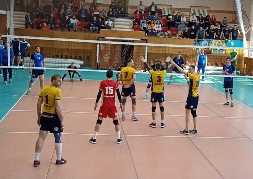Сумской ШВСМ-СумДУ остается в мужской Суперлиге