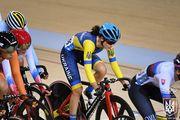 Велотрек. Украинка Соловей – чемпионка Европейских игр