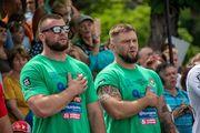 Стронгмен: Львів виграв парний чемпіонат України