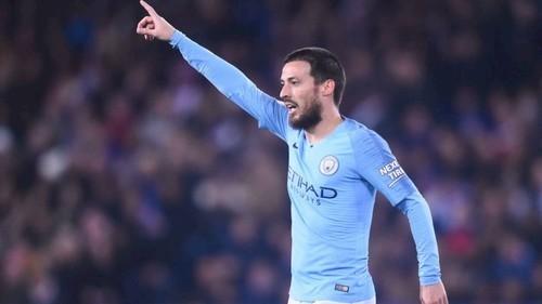 Давид Силва покинет Манчестер Сити через год