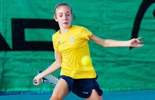 Украинка возглавила европейский рейтинг среди игроков до 14 лет
