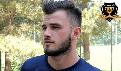 БУЛЕЦА: «Хочу помочь Днепру-1 в дебютном сезоне на уровне УПЛ»