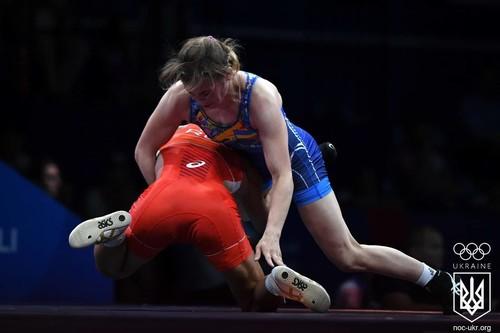 Хавалджи завоевала серебро Европейских игр