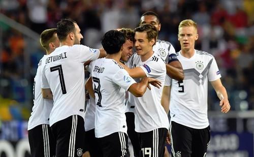 Германия вырвала победу у Румынии и вышла в финал Евро U-21