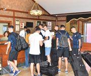 Бабич взял на сбор Мариуполя 25 футболистов