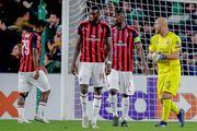 Милан не будет участвовать в следующем сезоне Лиги Европы