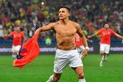 Кубок Америки. Сборная Чили одолела Колумбию по пенальти