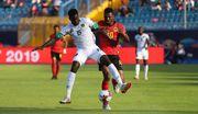 Кубок африканских наций. Мавритания и Ангола разошлись миром