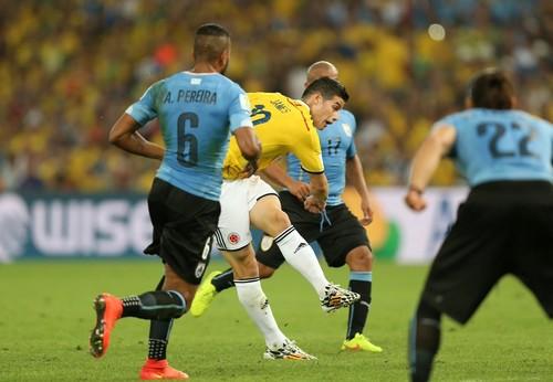 ВИДЕО ДНЯ. Пять лет назад Хамес забил легендарный гол в ворота Уругвая