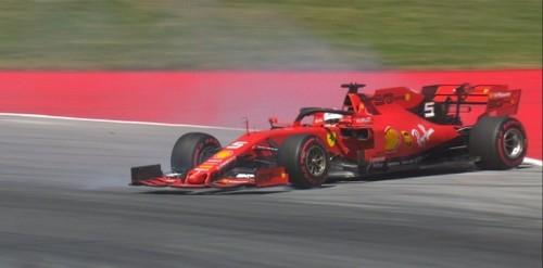 Пятница на Гран-при Австрии. Аварии Ферстаппена, Феттеля и Боттаса