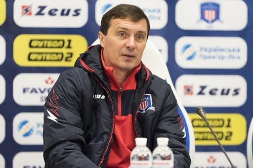 Леонов останется тренером Арсенала-Киев
